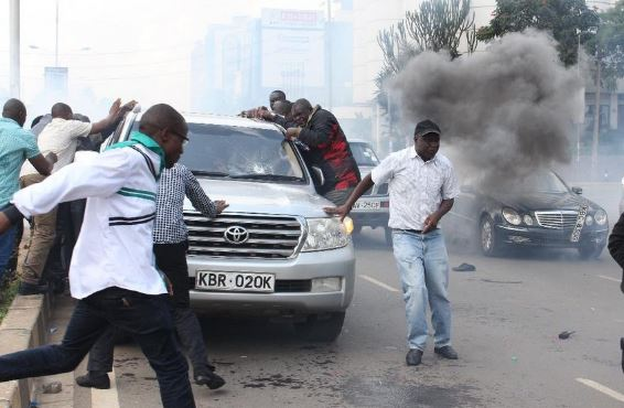 nairobi demo