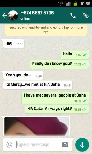 8 Of The Craziest Dirty Whatsapp Conversations Leaked
