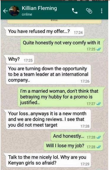 Dirty talk convos