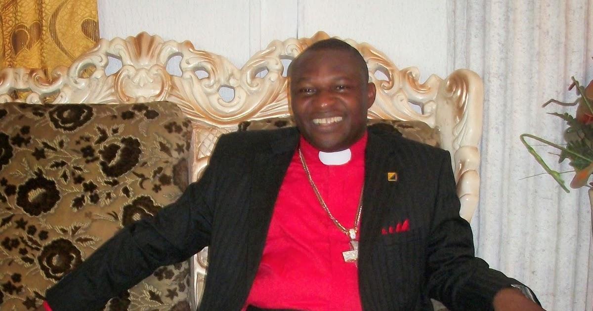 Bishop Tom Samson