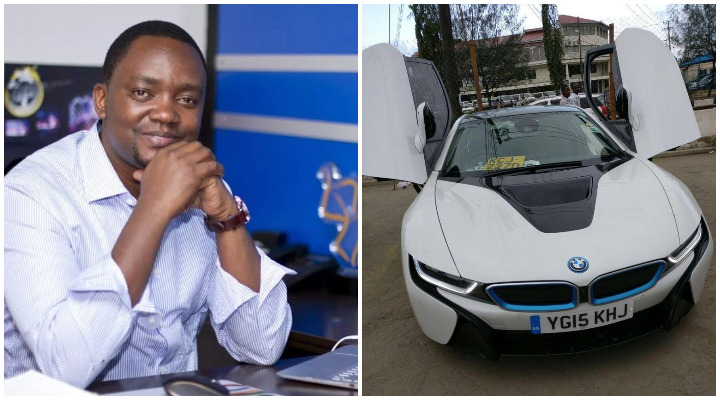 This Is The Guy Who Just Shipped That Bmw I8 Everyone Is Talking About Naibuzz