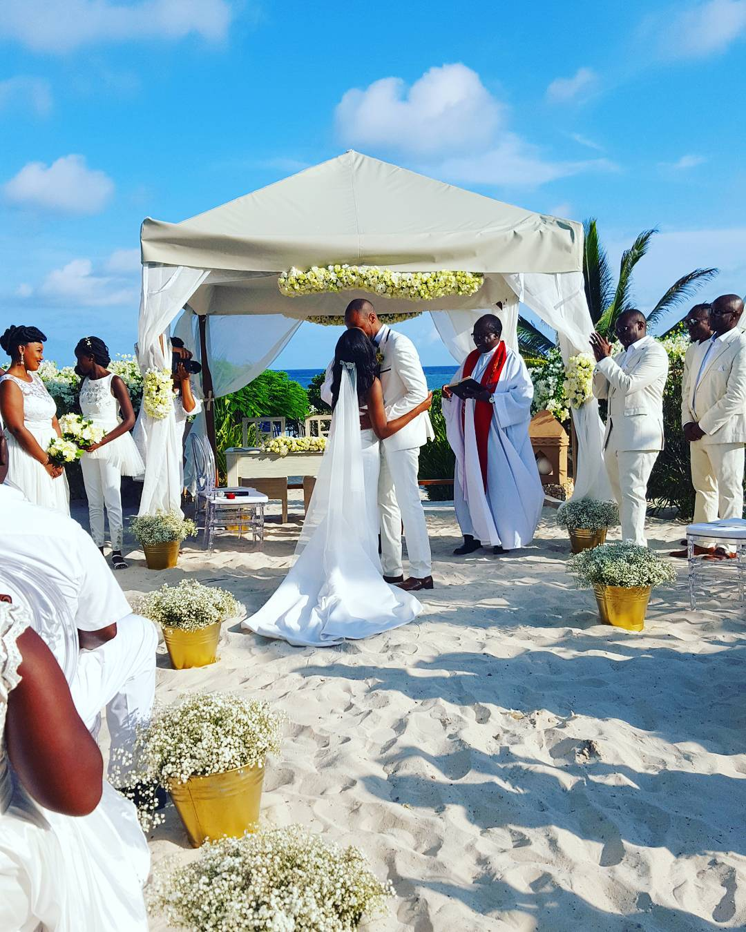 Photos This Is Ess Sharon Mundia Finally Gets Married