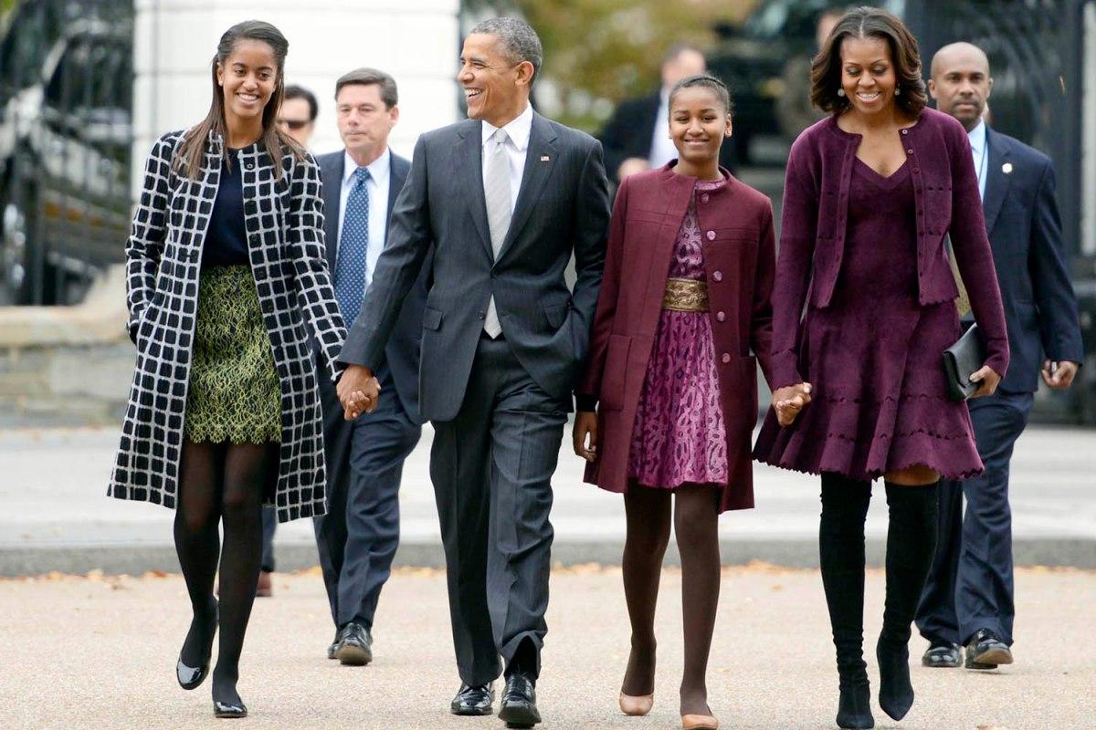 obama-family-2014