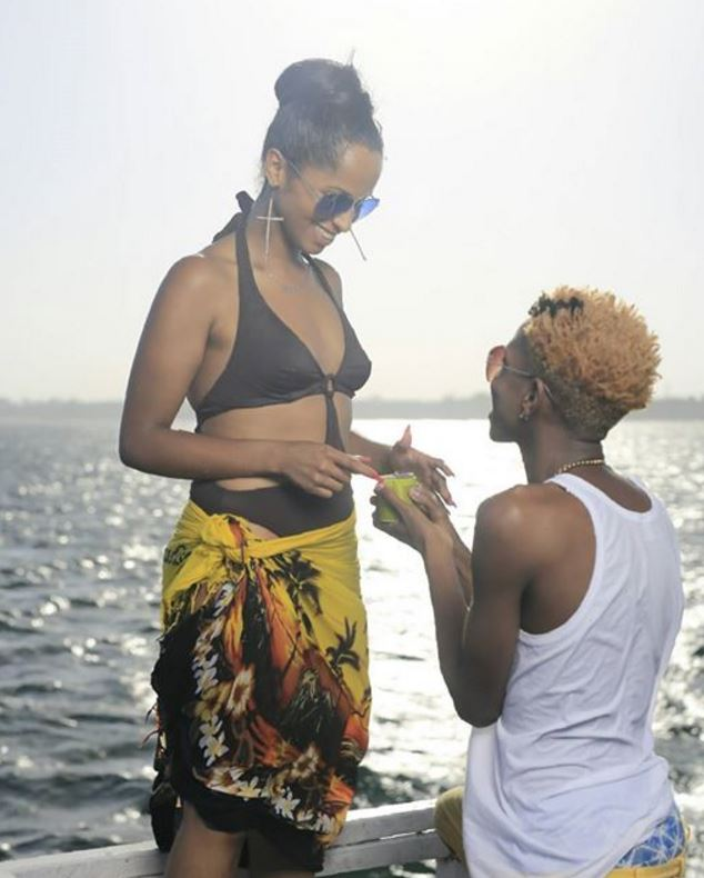 eric omondi talks about his wedding plans after payment of