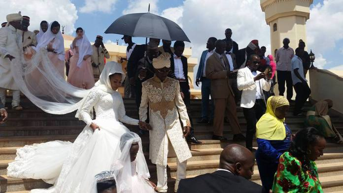Ugandan Tycoon Sk Mbuga Has Insanely Expensive Wedding