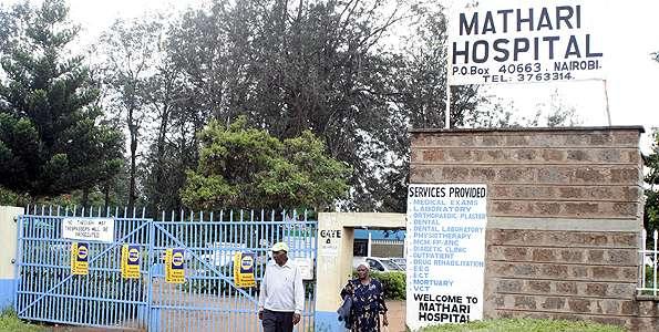 mathari-hospital