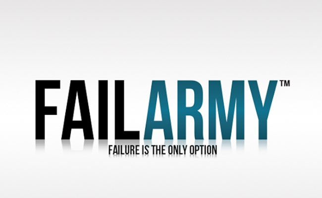 Laugh at Other People's Misfortune at FailArmy.com