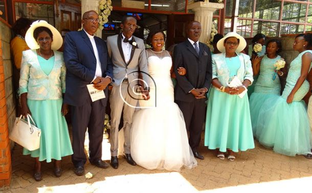 photos from comedian njugushs wedding naibuzz