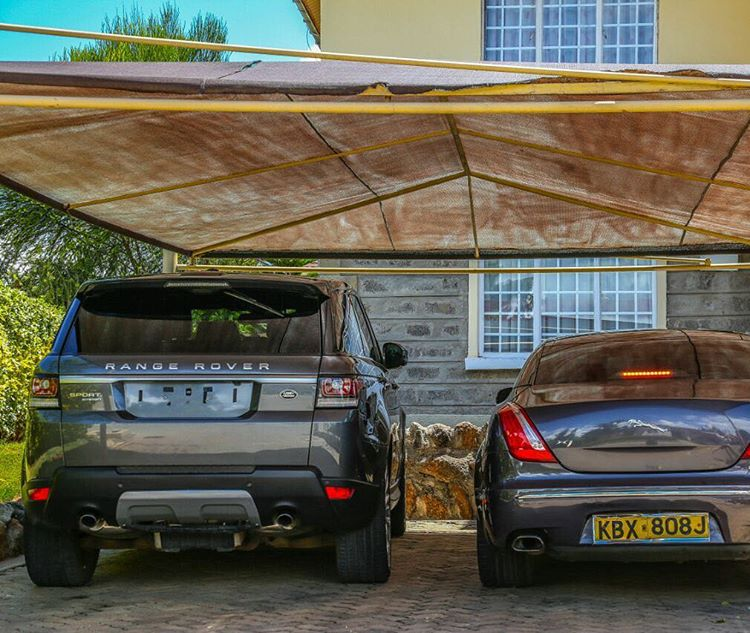 Jaguar adds an expensive mercedes benz to his car for Mercedes benz net worth 2017