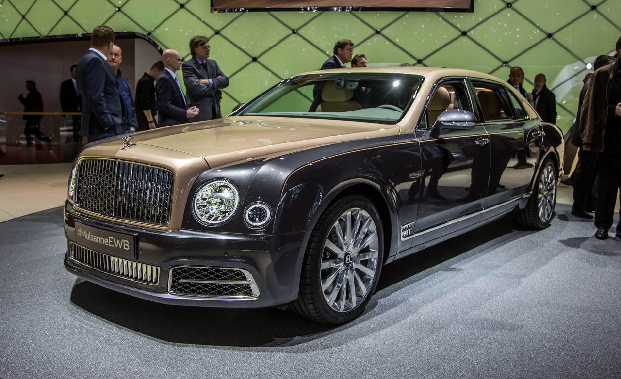 CAR OF THE DAY: Someone Spent Over Ksh40M On A Bentley ...