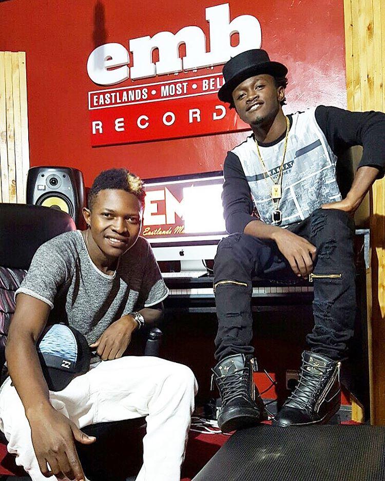 Bahati and Mr Seed Release New Song 'Kumbe Kumbe' - VIDEO - Naibuzz