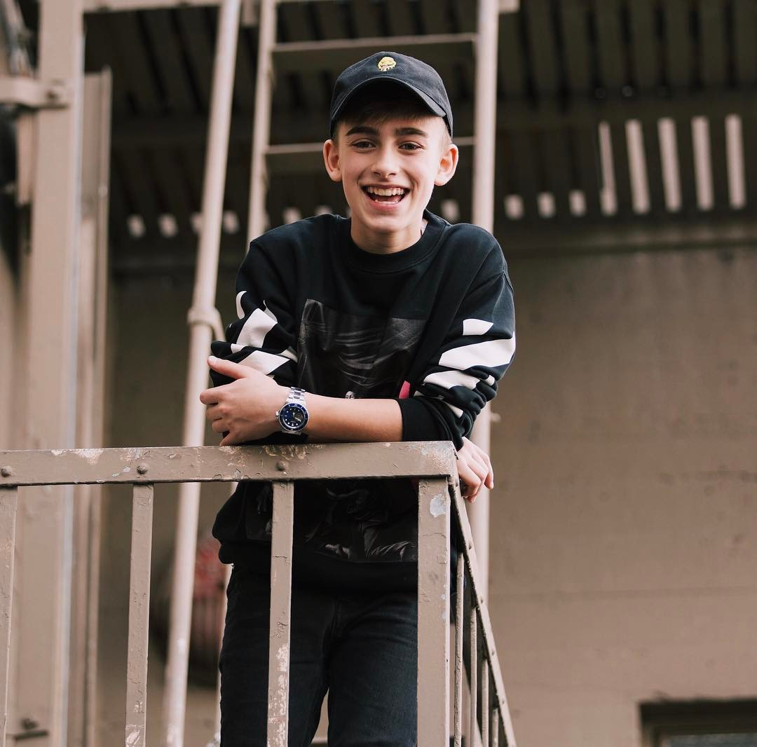 How Much Money Johnny Orlando Makes On YouTube