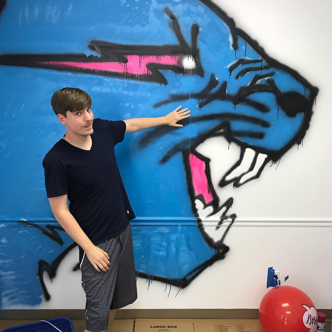 How Much Money MrBeast Makes On YouTube - Net Worth - Naibuzz