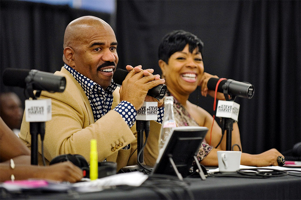 How Much Money Steve Harvey Makes On His TV Shows- Net Worth