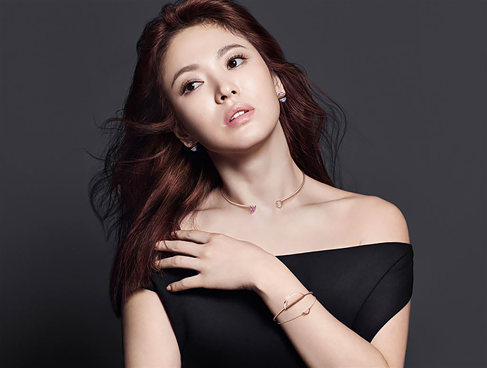 12 Most Beautiful (Hottest) Korean Actresses - Naibuzz