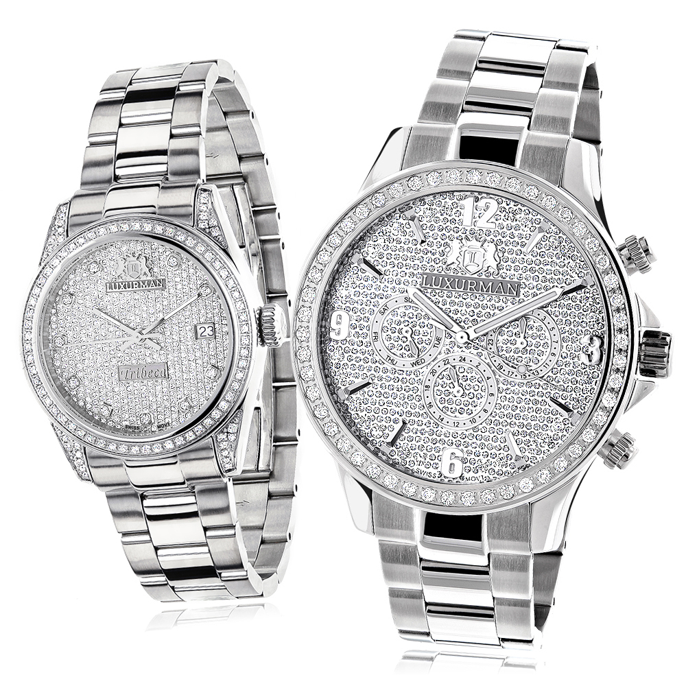 8 Best Matching His and Hers Watches For Couples - Naibuzz