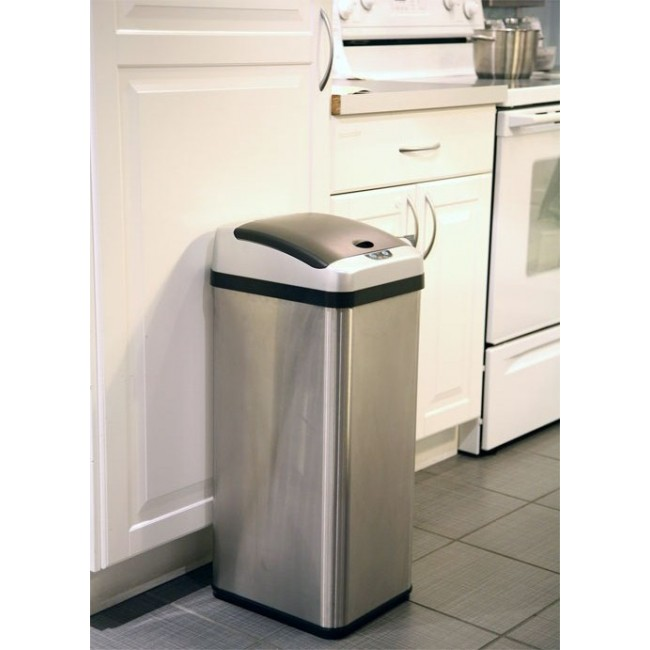 4 of the best touchless trash cans for your kitchen - naibuzz