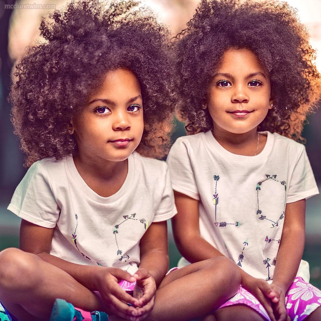 100 Cutest Baby Girls In 2019 From Around The World: How Much Money The McClure Twins Family Make On YouTube