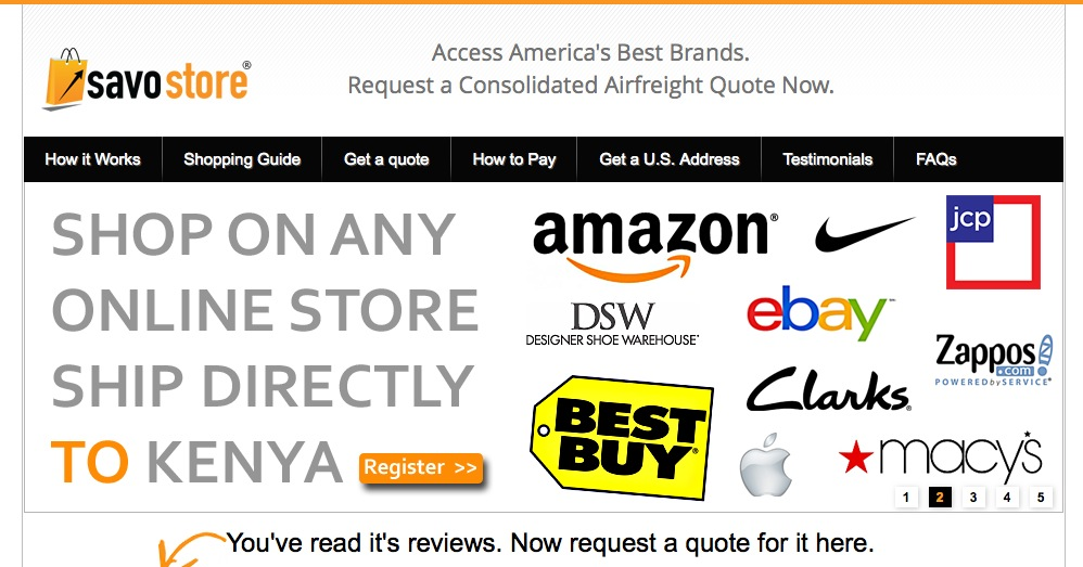 How To Order & Ship Items From Amazon, Ebay etc While In