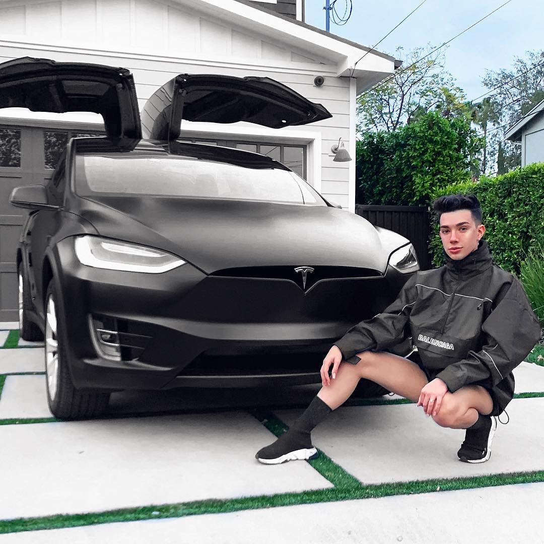 Who Makes The Best Car Battery >> james charles - Naibuzz