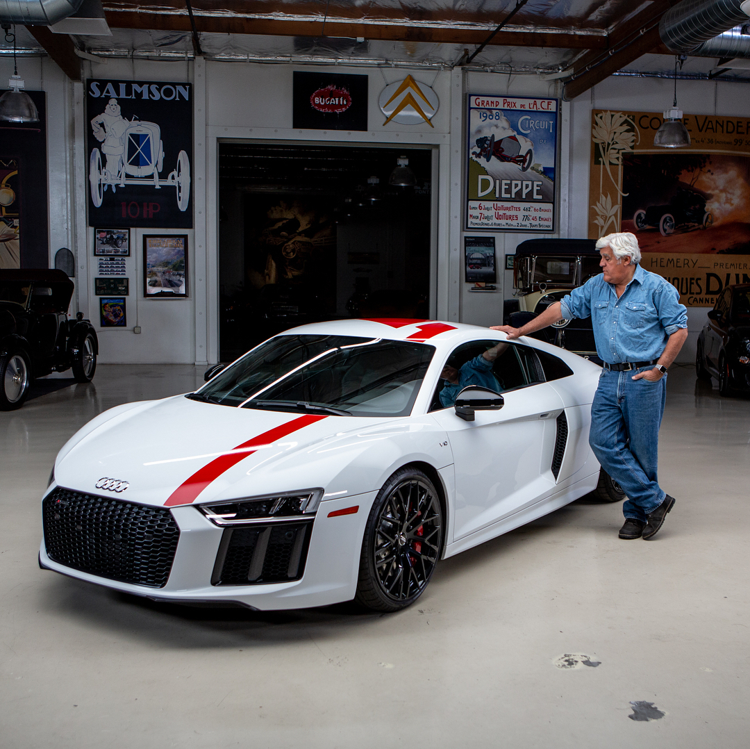 How Much Money Jay Leno's Garage Makes On YouTube