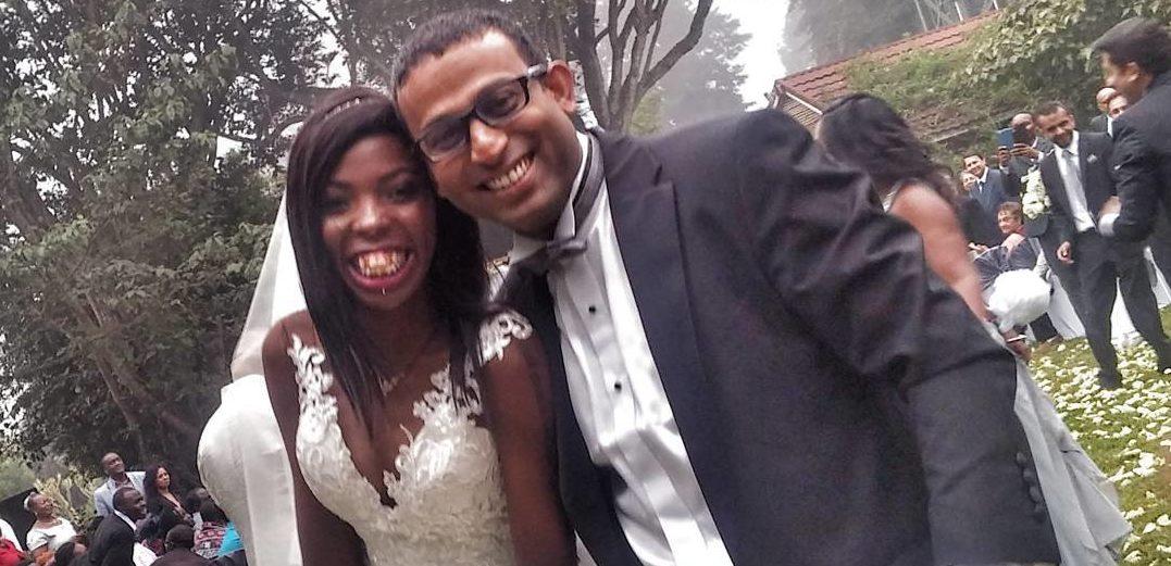 Photos Check Out Kiss Fm S Adelle Onyango S Wedding Naibuzz