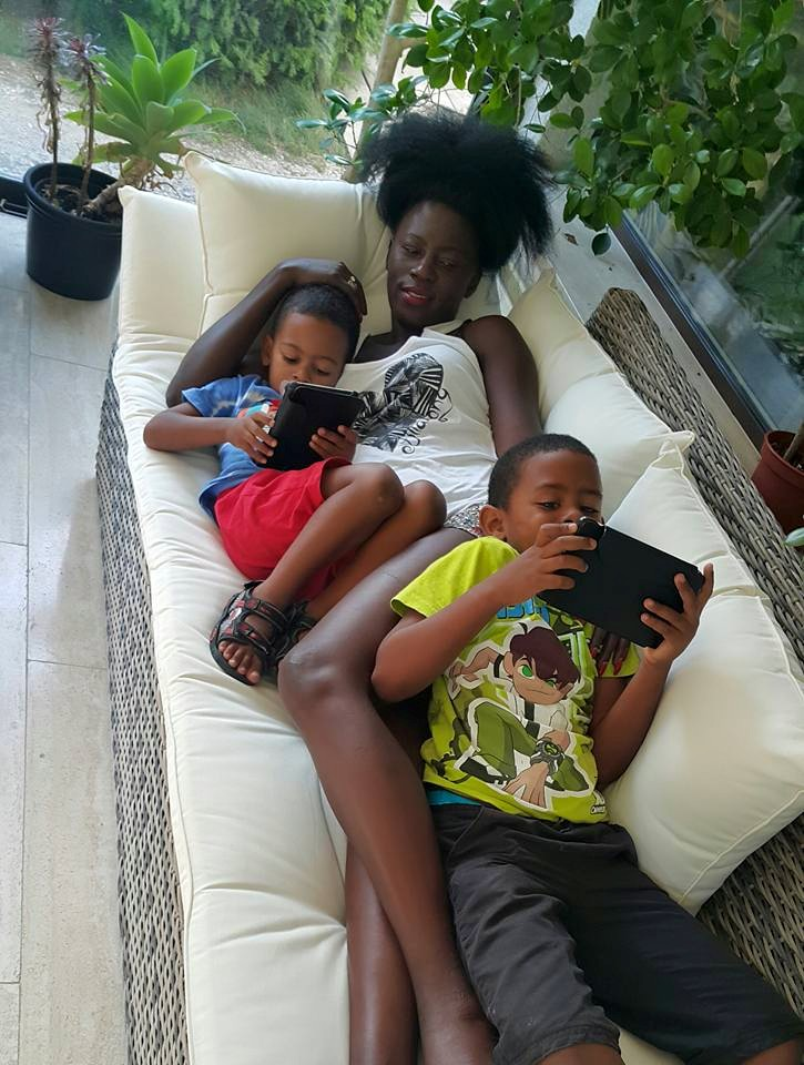 Akothee boasts of her ksh3 million phone collection photos naibuzz - Houses for families withchild ...