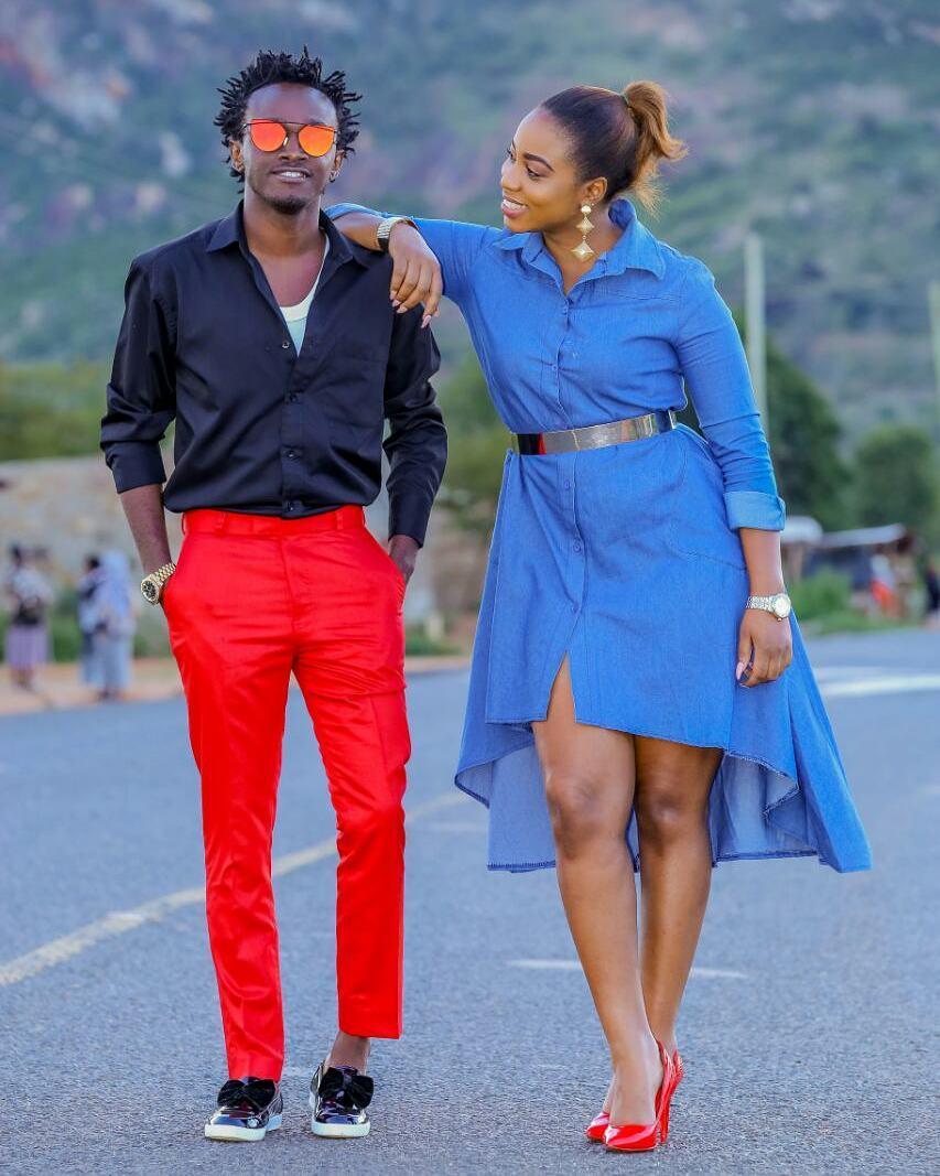 Kenyan gospel singer dating female mpt 8
