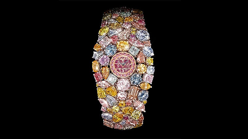 10 Of The World S Most Expensive Watches Naibuzz