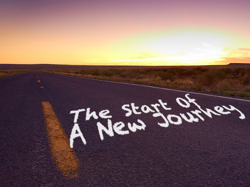 how to leave and start a new life