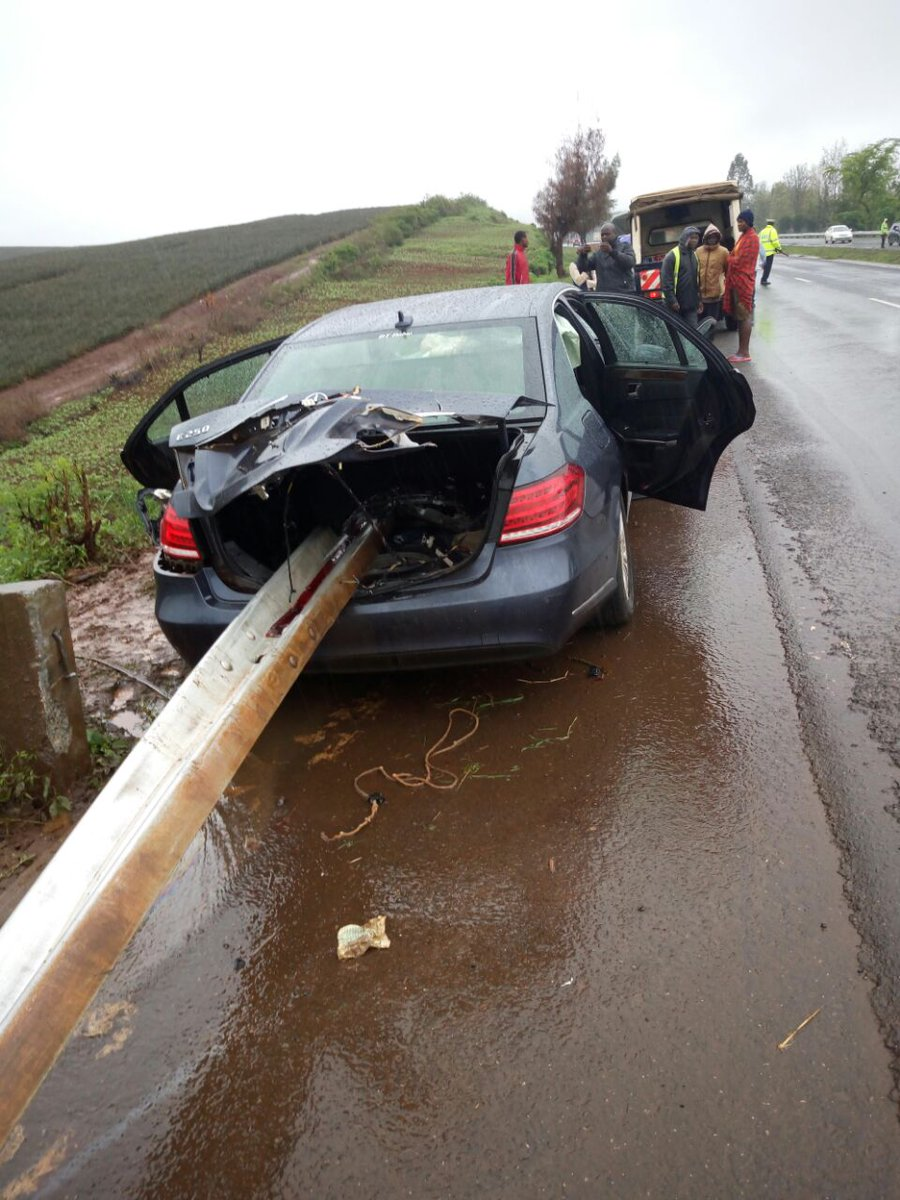 Car For You >> PHOTOS: Nyeri Governor Involved In Horrible Road Accident ...
