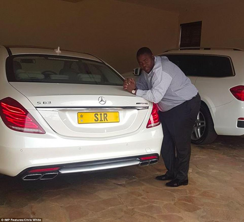 The Real Rich Kids Of Zimbabwe Extravagance Of Offspring