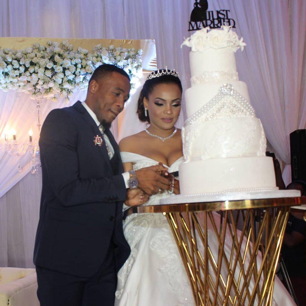 photos of ali kiba u0026 39 s glamorous joint wedding with his