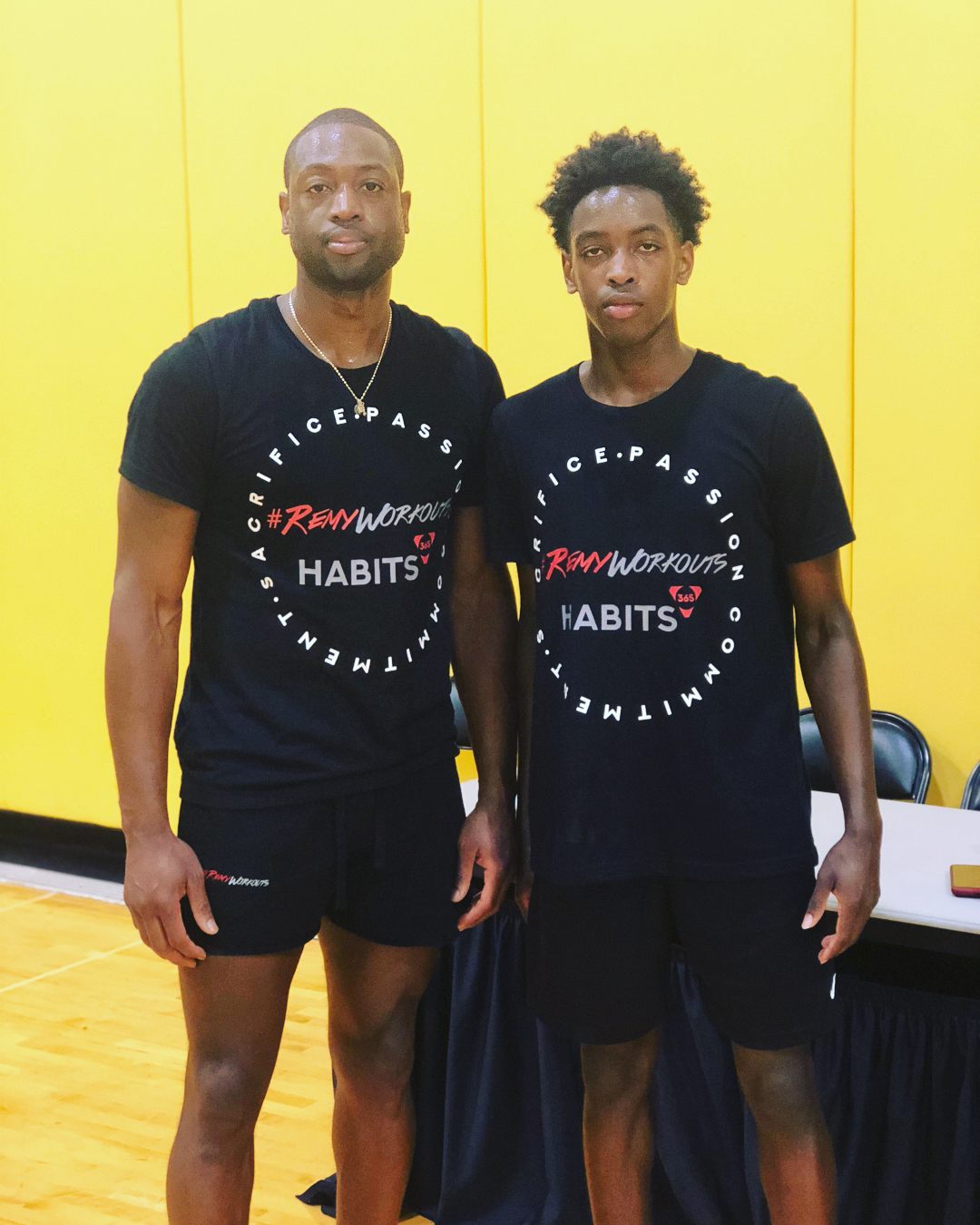Zaire Wade Wiki: Facts To Know About Dwayne Wade's Son - Naibuzz
