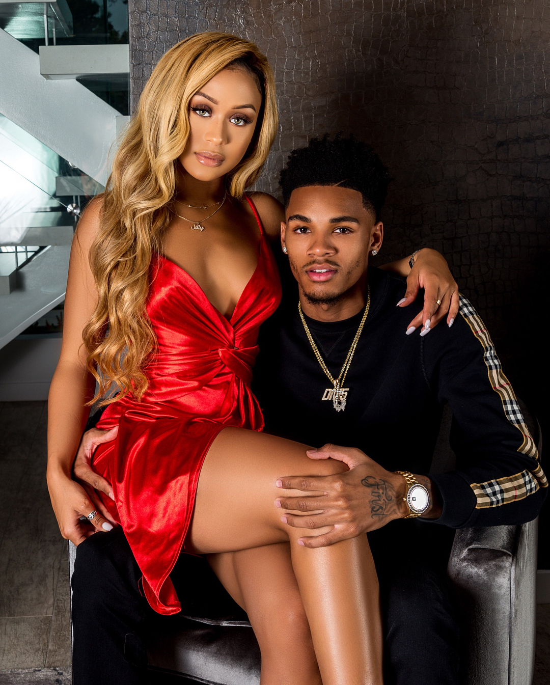 Jilly Anais Wiki Interesting Facts About Dejounte Murray