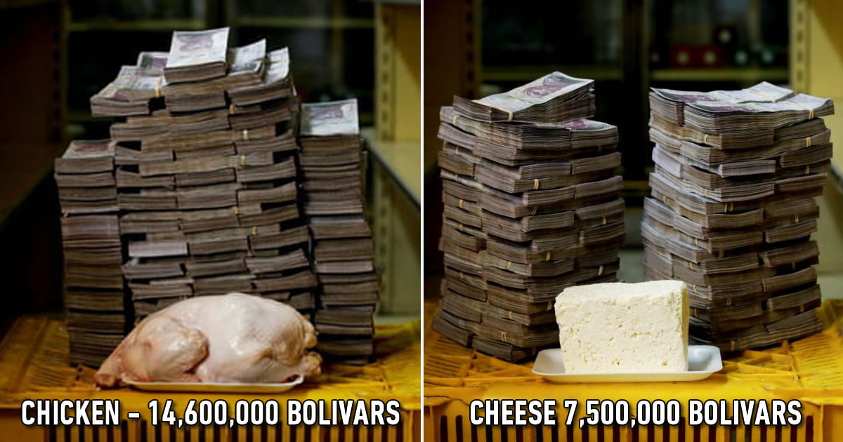 How Much It Costs To Buy Everyday Items In Venezuela Naibuzz