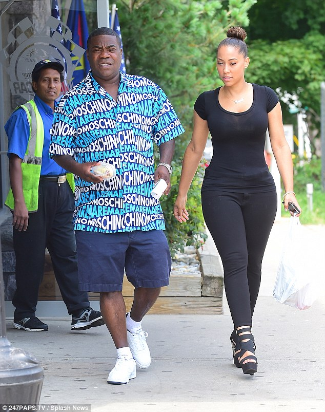 Megan Wollover Wiki Inside The Life Of Tracy Morgan S