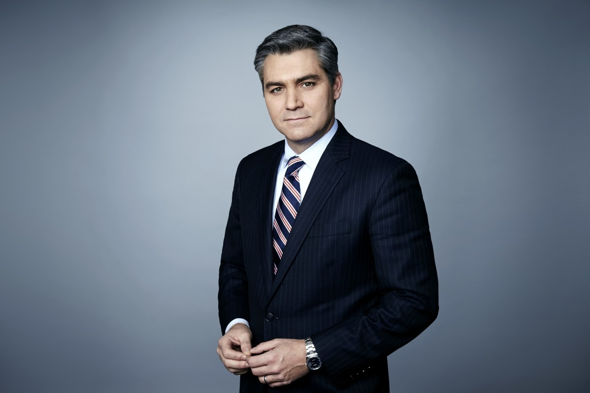 jim acosta divorce