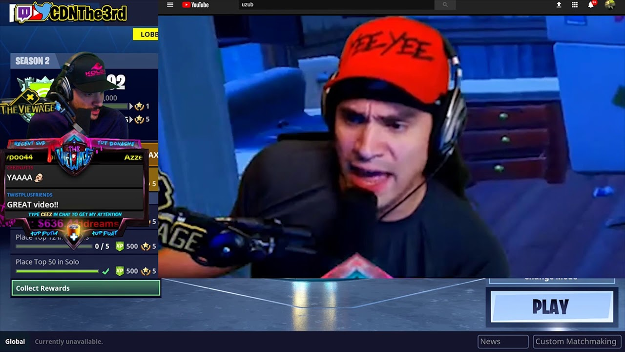 How Much Money CDNThe3rd Makes On Twitch & YouTube - Net Worth - Naibuzz