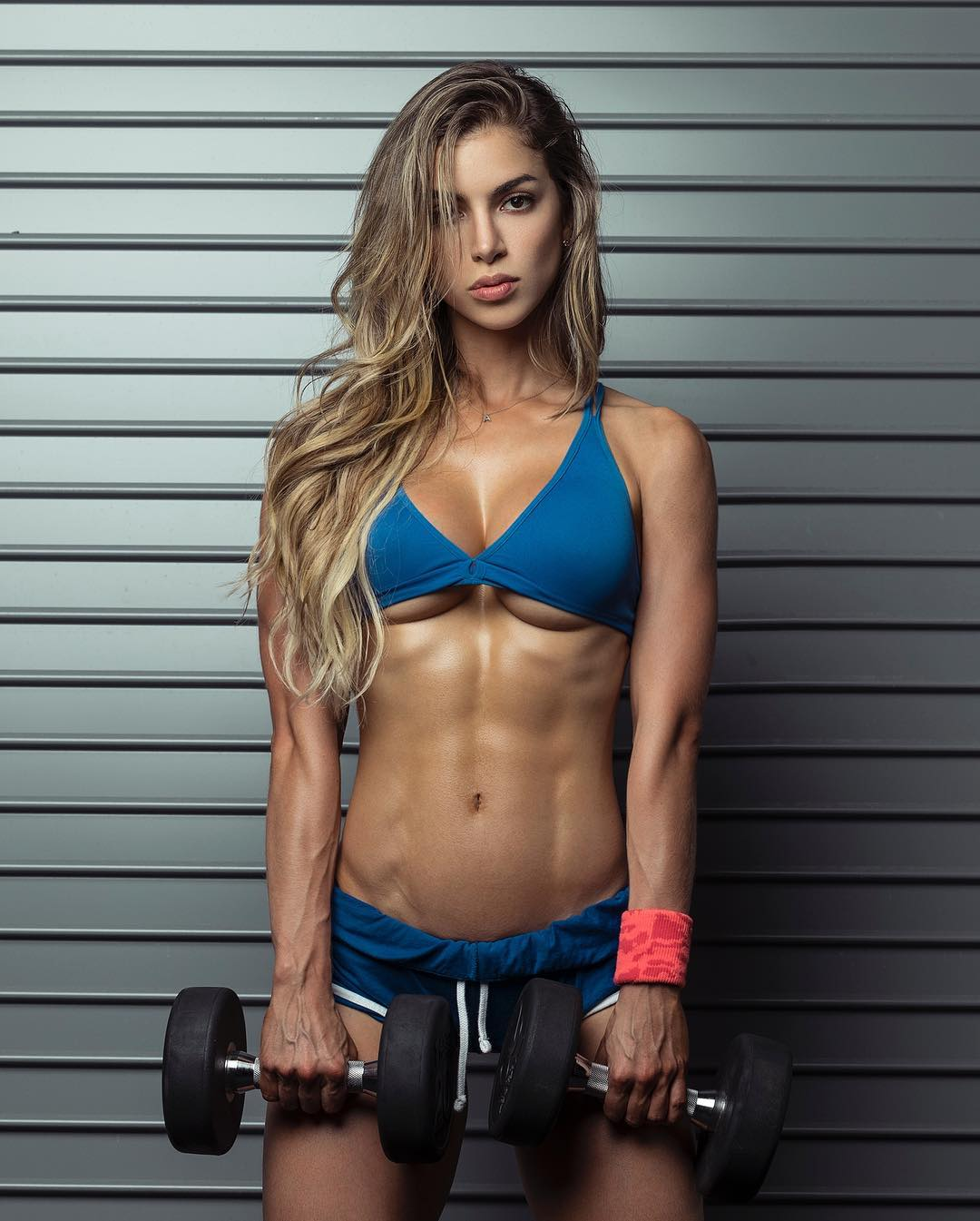 Anllela Sagra Inside The Life Of The Colombian Fitness
