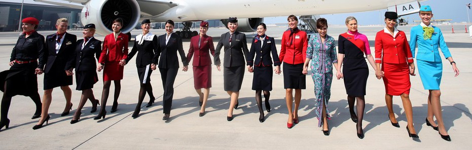10 Airlines With The Highest Paid Flight Attendants In The